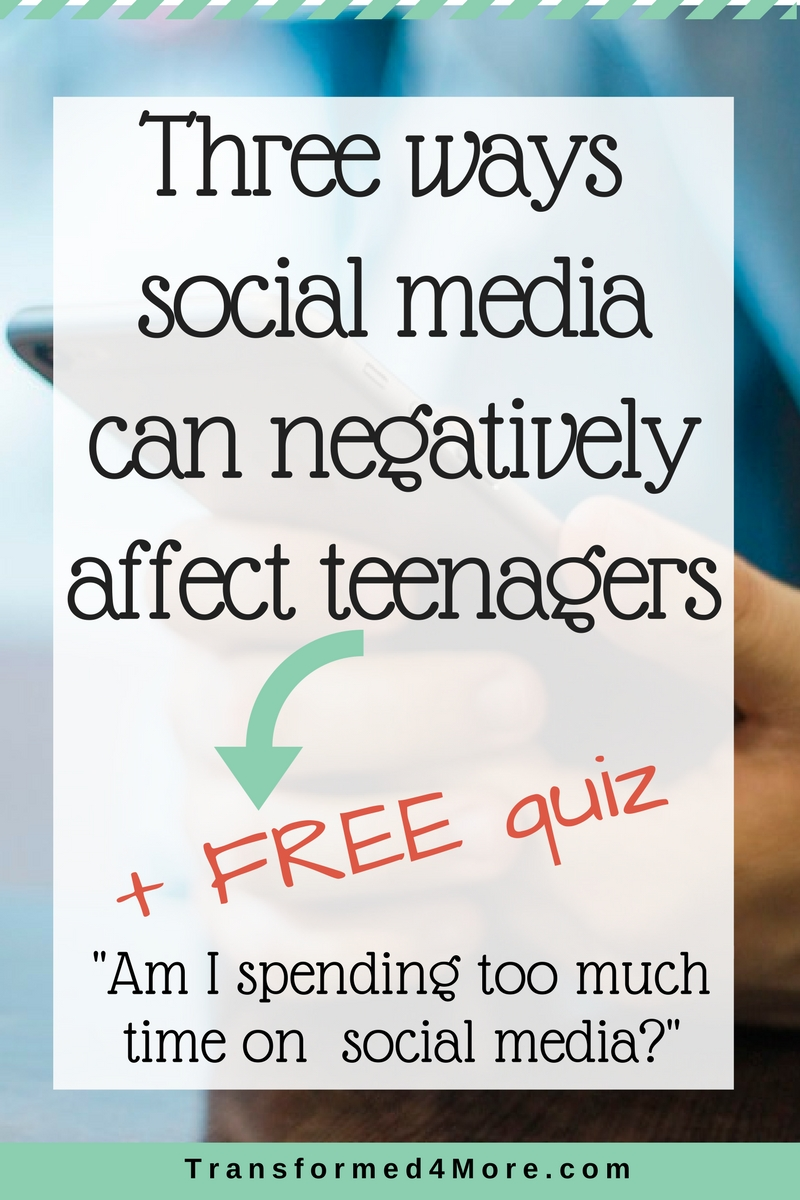 Media Life & Body Image Issues for Teens - PAMF