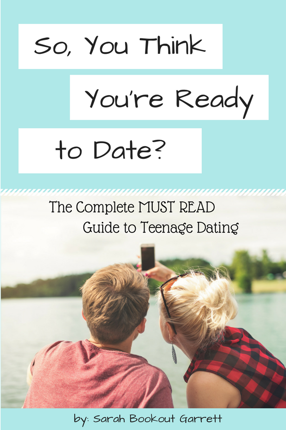 So, You Think You're Ready to Date| Final Book Cover