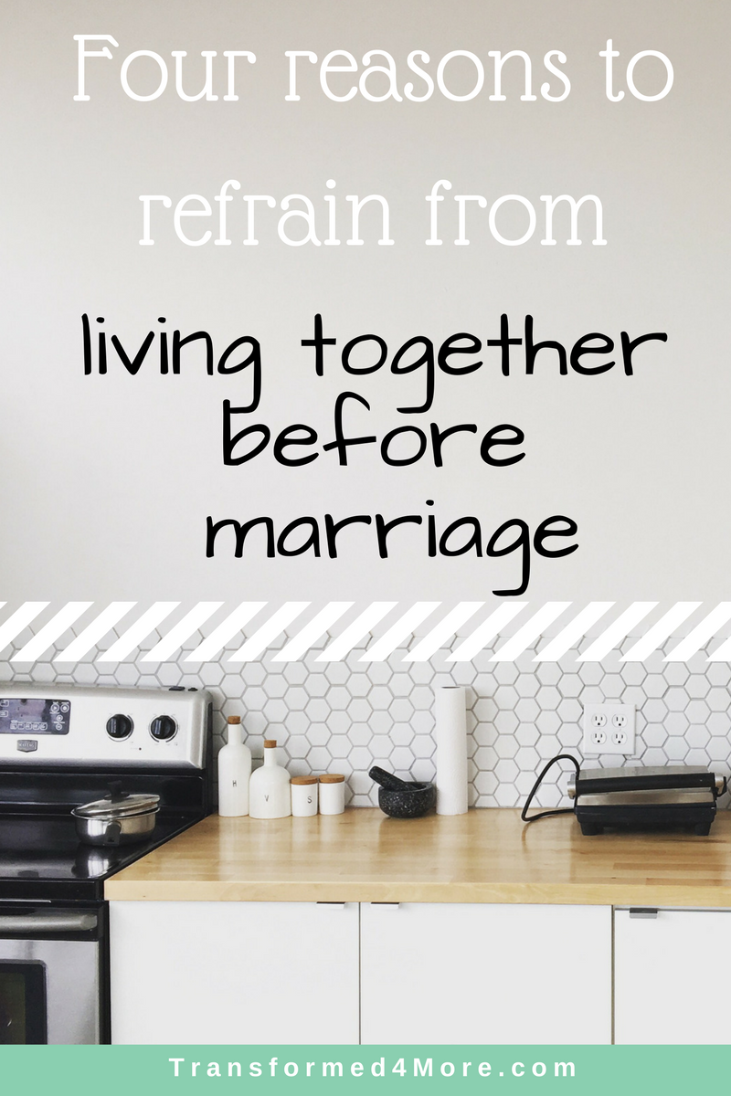 Bible view on living together before marriage