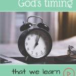 Four Truths About God's Timing We Learn from Jesus' Birth