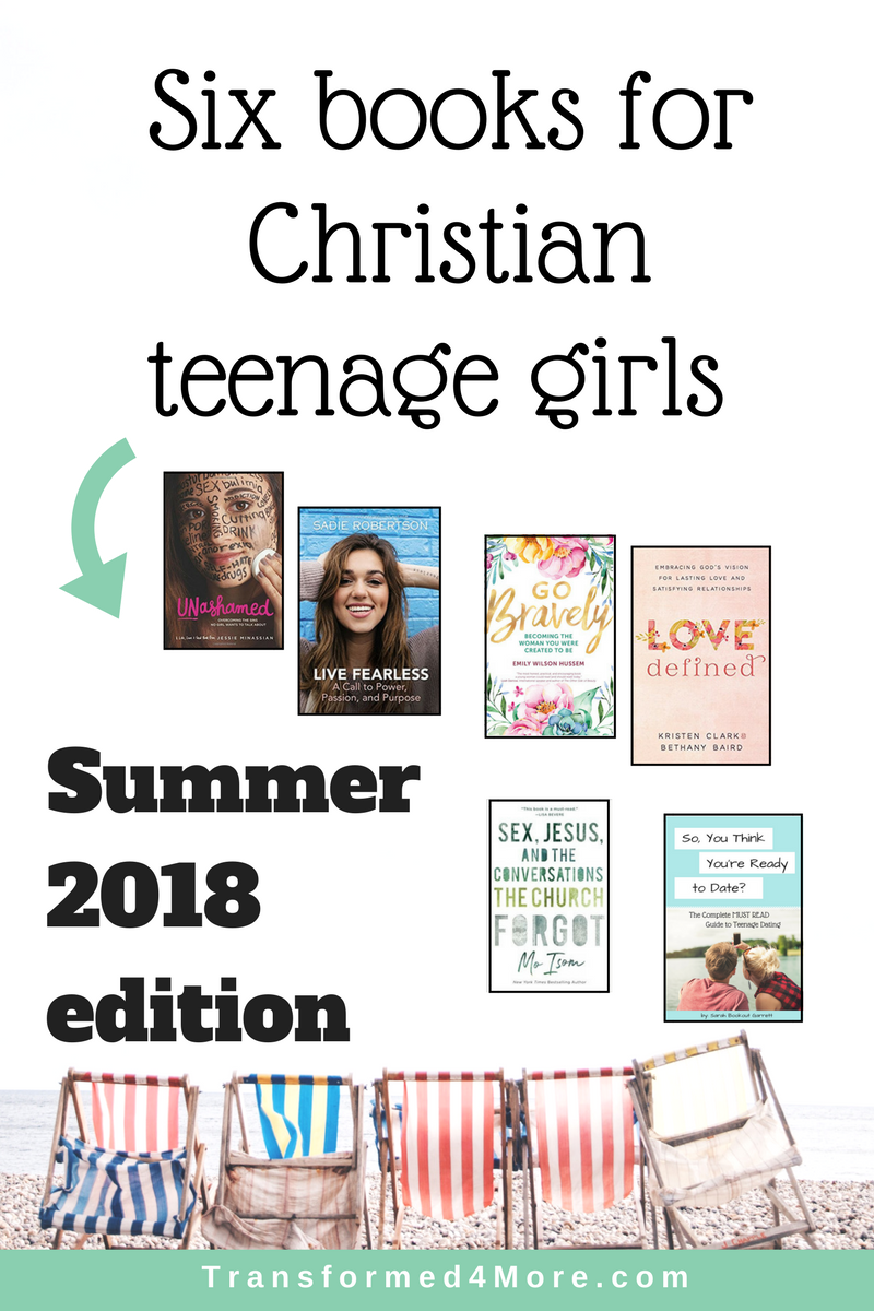 Teen girls books quizzes